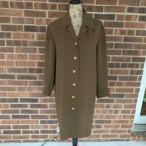 Ellen Tracy long coat